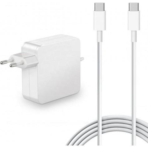 """USB-C 30W Oplader MacBook Air 13"""" / MacBook 12"""""""