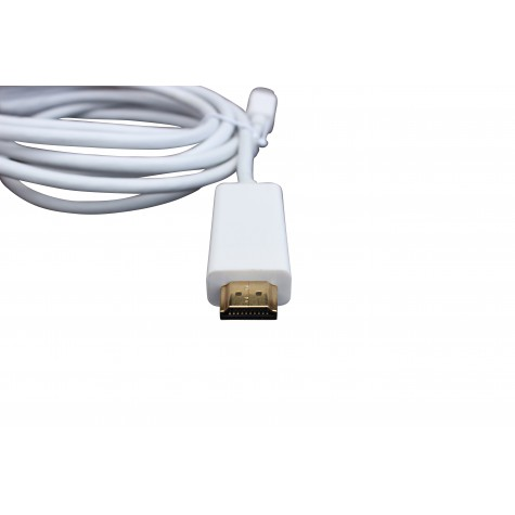 Connector Apple Thunderbolt - HDMI kabel male