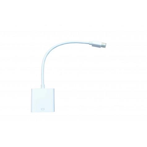 Apple Minidisplaypoort - VGA kabel
